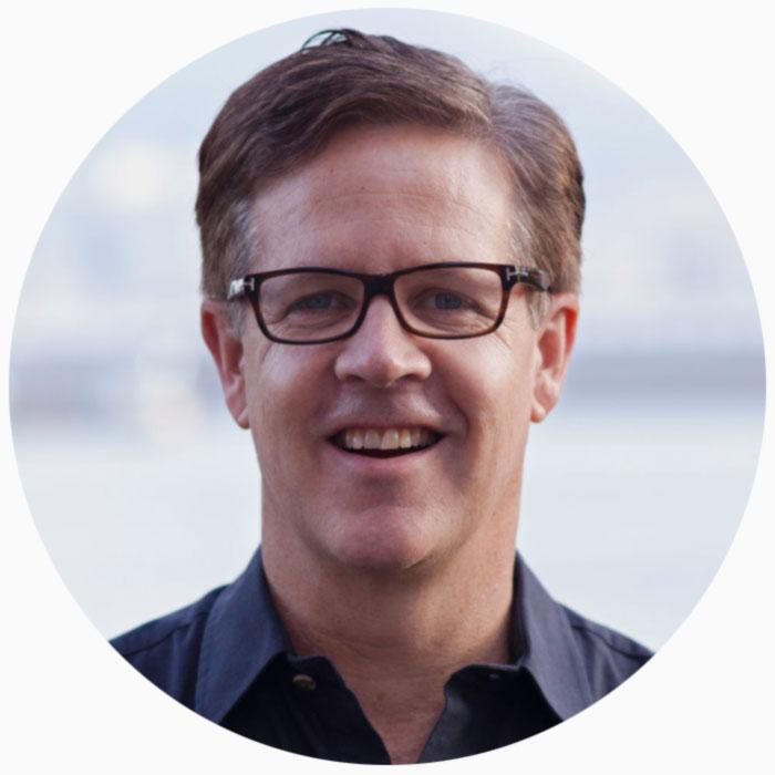 Senior Pastor, Brett Hilliard