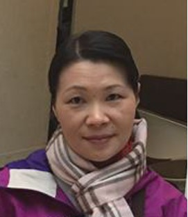 Centre-in-charge, Wendy Mak