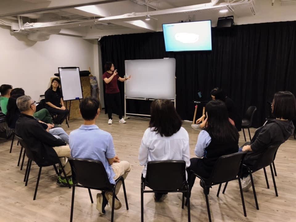 11 聾人文化暨語言工作坊