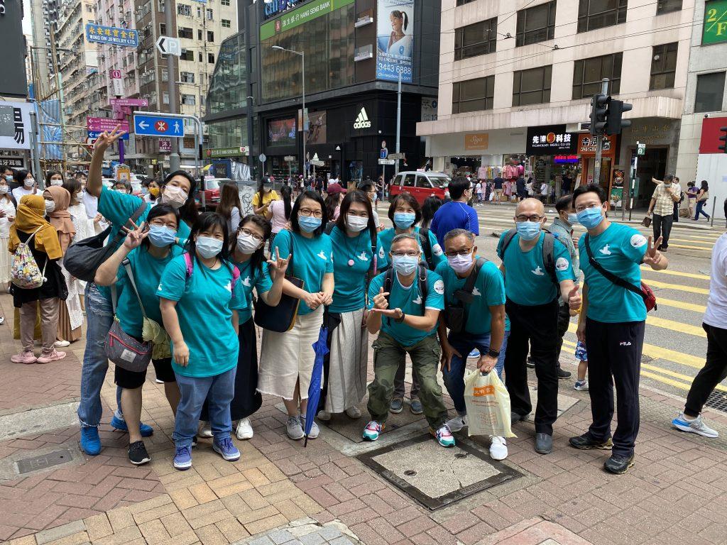 十月一香港祈禱日